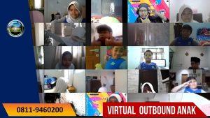 virtual outbound online murah untuk anak sekolah TK dan SD jakarta