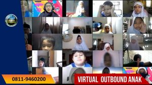 virtual outbound line untuk anak sekolah di jakarta murah