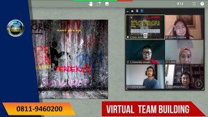 virtual evant outbound team building online untuk perusahaan di indonesia