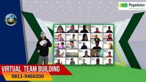 virtual team building online jakarta
