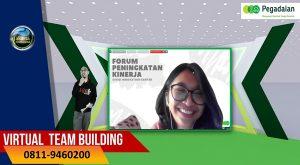 virtual team building untuk perusahaan murah
