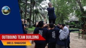 Paket Outbound Team Building Training Program murah di jakarta dan bogor