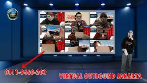 Virtual Event Outbound Training Dan Team Building Online harga murah