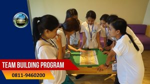 paket outbound team building training untuk perusahaan murah