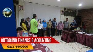 paket outbound training untuk finance perusahaan di jakarta bogor murah