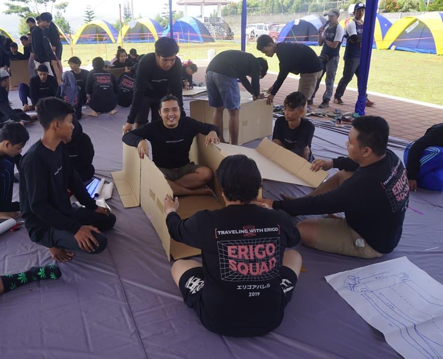 paket outbound training team building murah di bogor