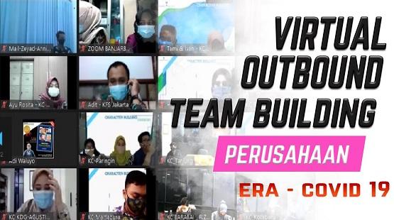Virtual Event Outbound Training Dan Team Building Online Untuk Perusahaan